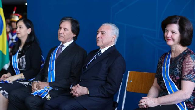 Em recado a Bolsonaro, Temer defende o multilateralismo