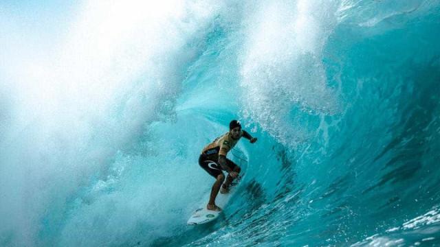 Esperança brasileira, surfe acumula incertezas para estreia olímpica