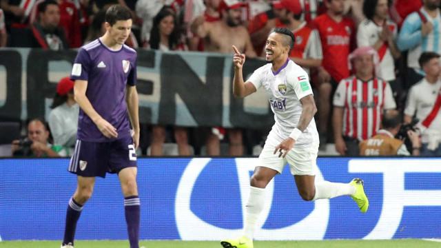 River perde para time árabe e é eliminado do Mundial de Clubes