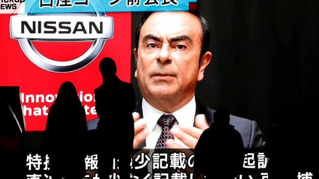 França pede à Renault substituição de Ghosn, preso por fraude