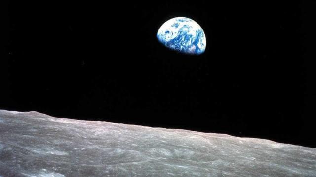 Missão Apollo 8 na órbita da Lua completa 50 anos