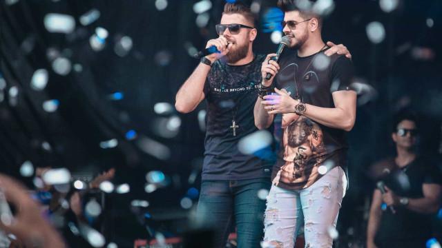 Dupla Zé Neto & Cristiano planeja reduzir shows em 2019