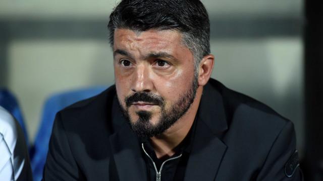 'Itália não é racista', diz Gattuso sobre caso de zagueiro do Napoli