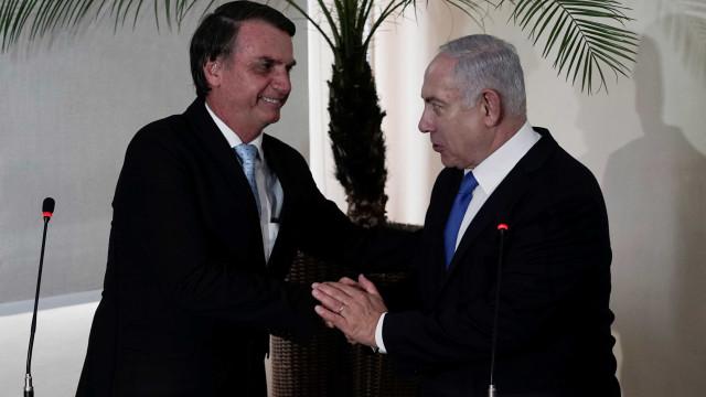 Bolsonaro deve visitar Israel no primeiro trimestre de 2019