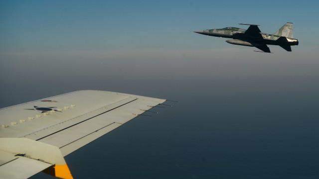 Veja como será a proteção do espaço aéreo do país na posse de Bolsonaro