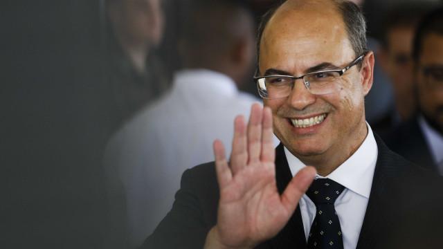 Witzel vai receber gestão com R$ 808 mi em caixa, diz atual governo