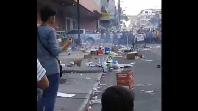 Explosão de bomba mata dois e fere 30 nas Filipinas