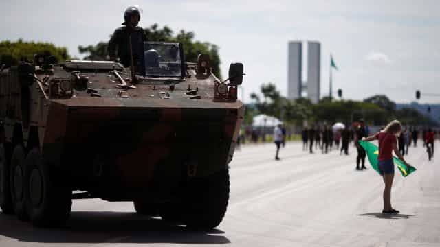 PF faz operação contra grupo que ameaçou atacar Bolsonaro em posse