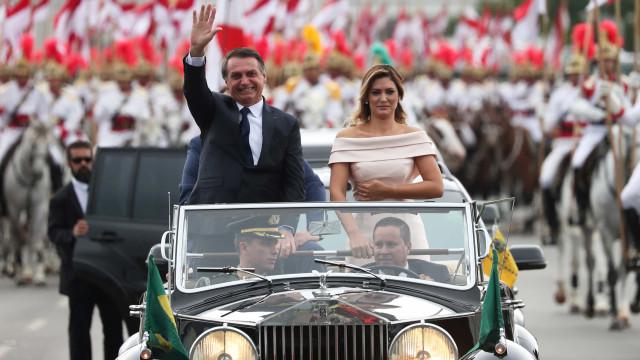 Bolsonaro é o novo presidente do Brasil; veja como foi a posse