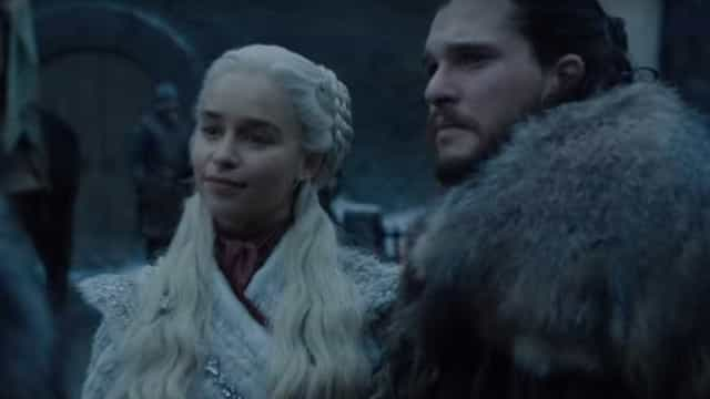 HBO divulga primeiras cenas da última temporada de 'Game of Thrones'