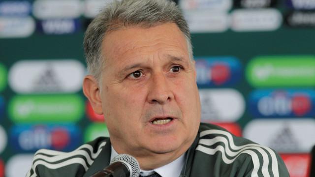 Ex-técnico do Barcelona é anunciado pela seleção mexicana