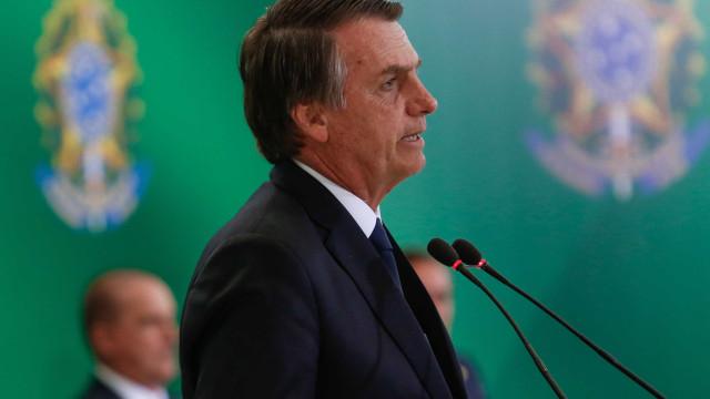 Recuou: Bolsonaro desiste de base militar norte-americana no Brasil
