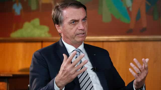 Após recorde do Ibovespa, Bolsonaro diz que governo vai resgatar país