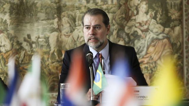 Toffoli mantém voto secreto em eleição para a presidência da Câmara