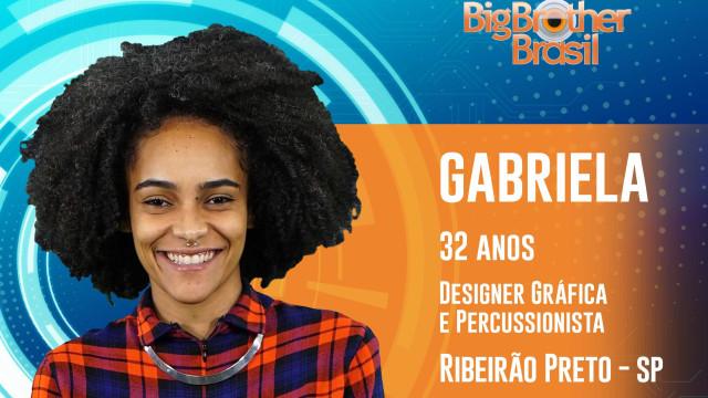 Ex-namorada se declara a Gabriela, do BBB19: 'É o amor da minha vida'