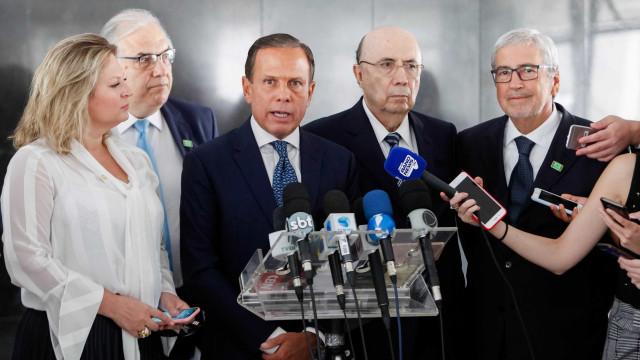 Doria negocia leilão da Rio-Santos e do Ferroanel