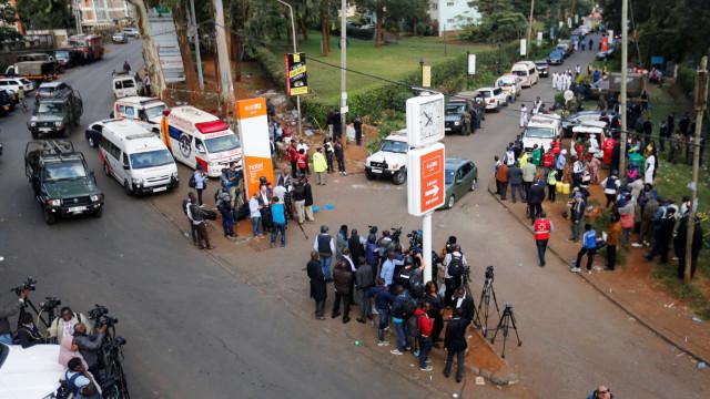 Número de mortos em ataque no Quênia sobe para 14