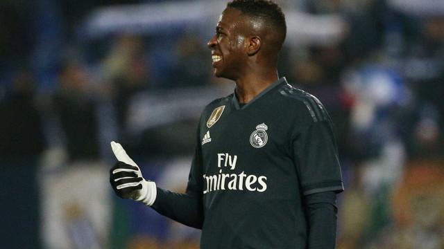 Real Madrid perde para o Leganés, mas avança na Copa do Rei