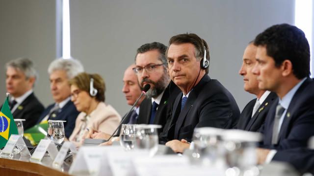 Brasil recebe opositores de Maduro e articula transição na Venezuela