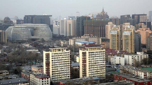 Pequim ganha estacionamento inteligente nas ruas