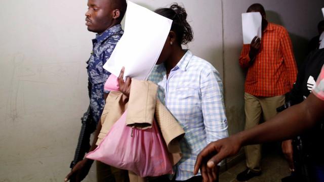 Suspeitos de ataque que matou 21 em hotel no Quênia são processados