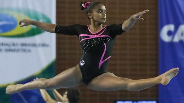 Polícia de São Paulo investiga morte de ginasta Jackelyne da Silva