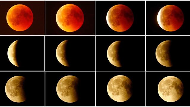 Eclipse total da Lua será visível do Brasil; saiba a melhor hora
