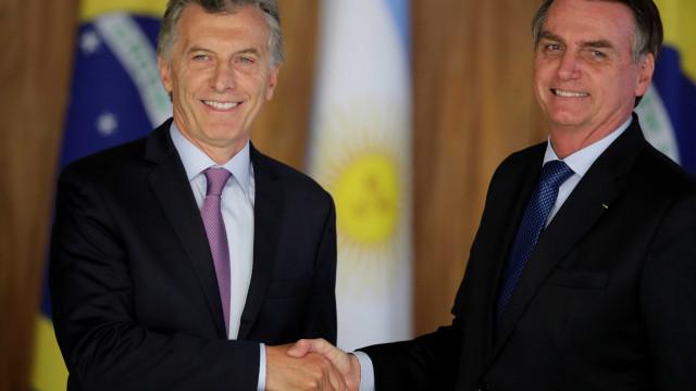 Bolsonaro quer despolitizar Mercosul e reduzir taxa de importação