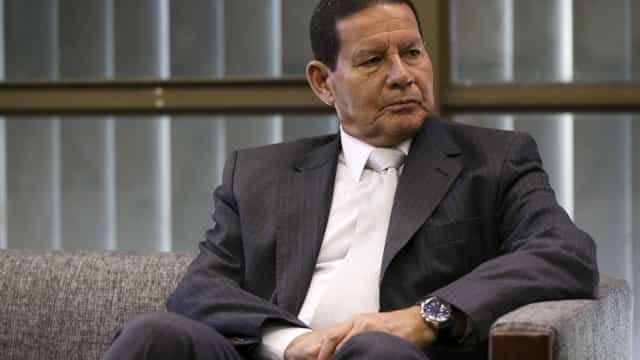 Caso Coaf não é assunto do governo, diz Mourão