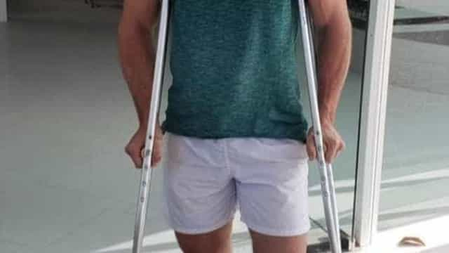 Alok sofre acidente durante lua de mel nas Ilhas Maldivas