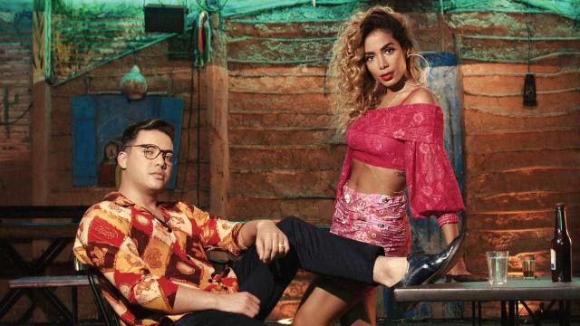 Anitta e Wesley Safadão fazem show na sequência no Planeta Atlântida