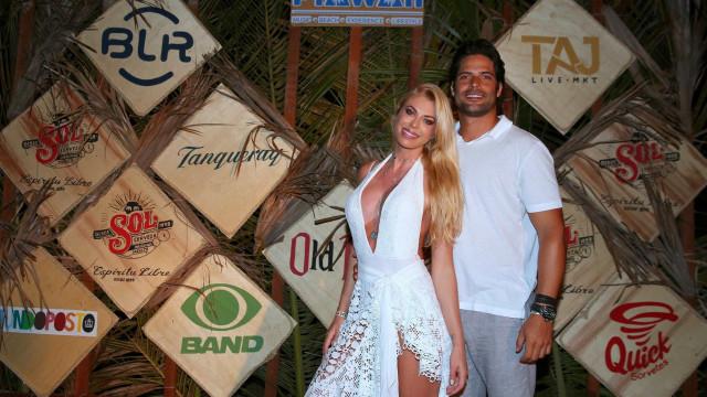 Carol Bittencourt vai se casar sábado em praia paradisíaca de Alagoas