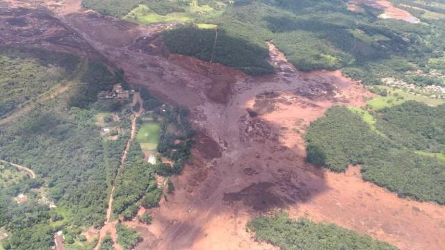 Defesa Civil Nacional vai a Brumadinho (MG) avaliar situação