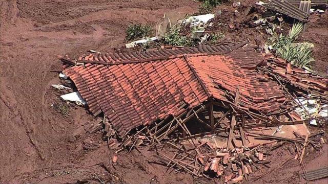 Mina do Feijão é parte de Paraopeba e tem 13 estruturas para rejeitos