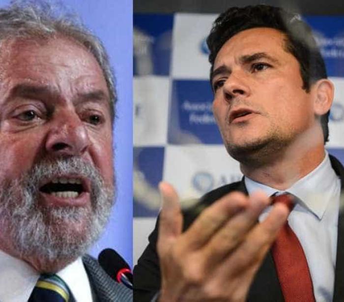 Moro e Lula frente a frente: assista a 1ª audiência na íntegra