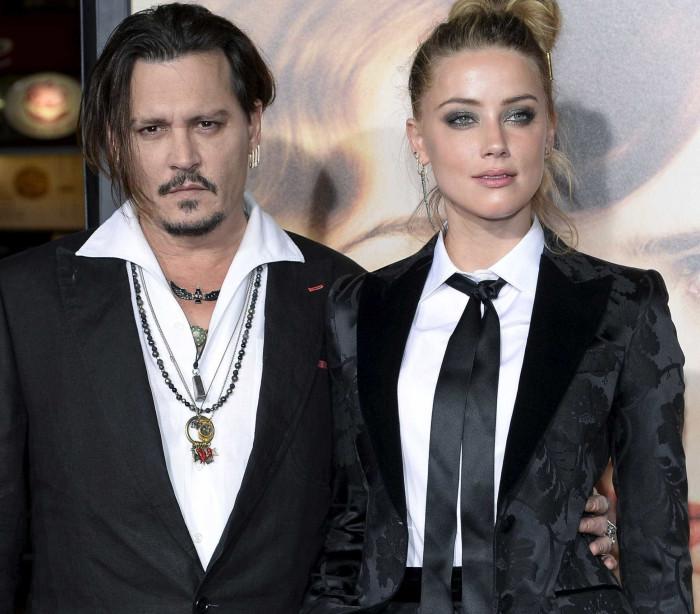 Agentes de Johnny Depp sabiam das agressões contra a ex-mulher