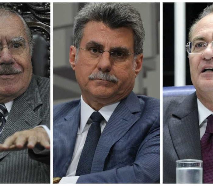 PF conclui que Renan, Jucá e Sarney não obstruíram Lava Jato