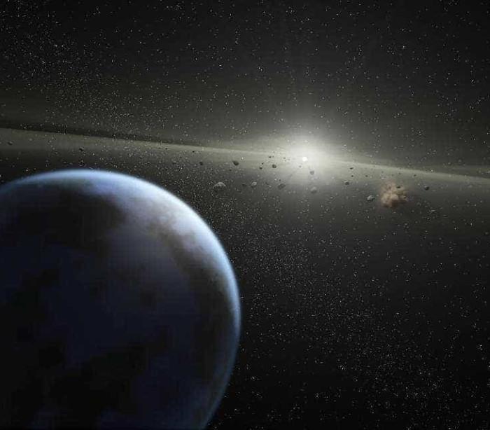 Asteroide de 40 metros passará próximo à Terra  neste sábado