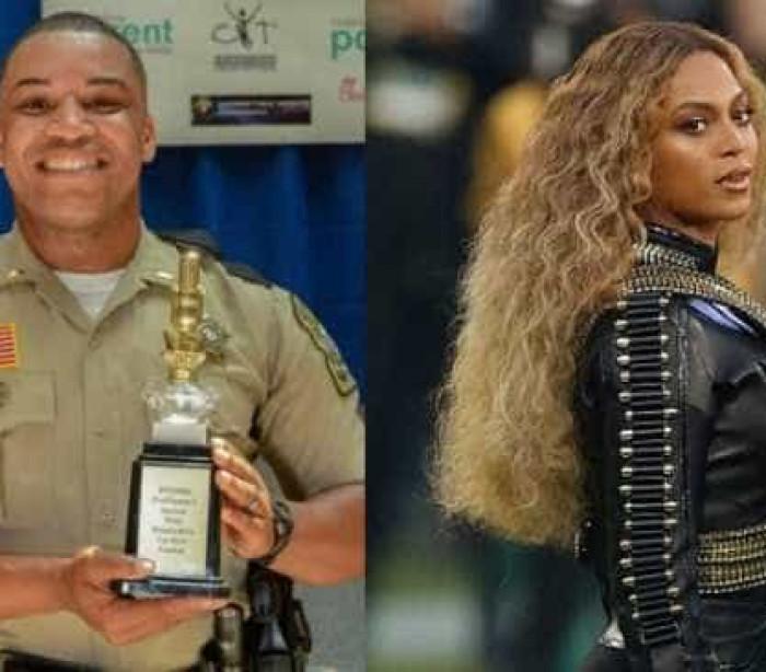 Policial dança 'Formation', da Beyoncé e leva torcida ao delírio; veja!