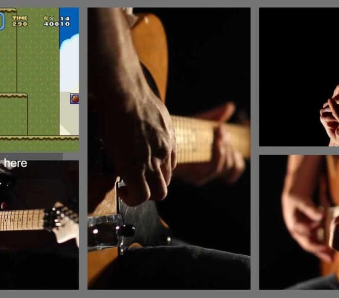 Músico faz cover incrível da trilha sonora de Super Mario World
