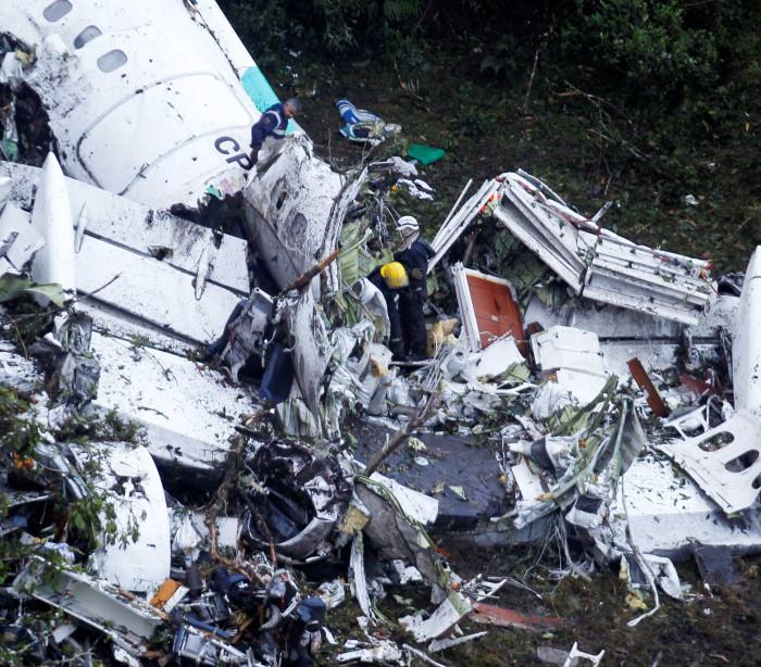 Áudio mostra pânico de piloto ao relatar 'falha total e de combustível'
