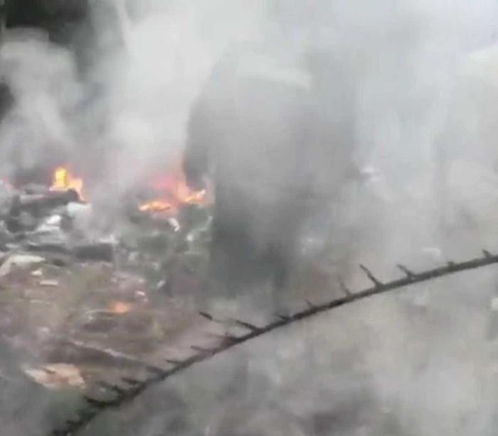 Avião cai e passageiros morrem em Manaus
