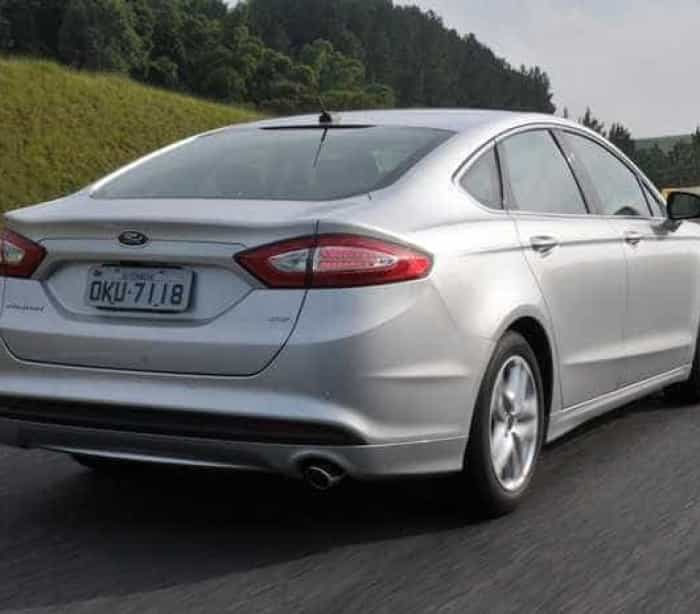 Ford anuncia recall de  veículos Fusion por problema no cinto