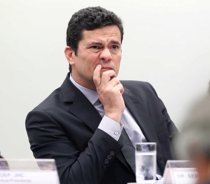 Maioria dos brasileiros é contra Sérgio Moro no STF, diz pesquisa