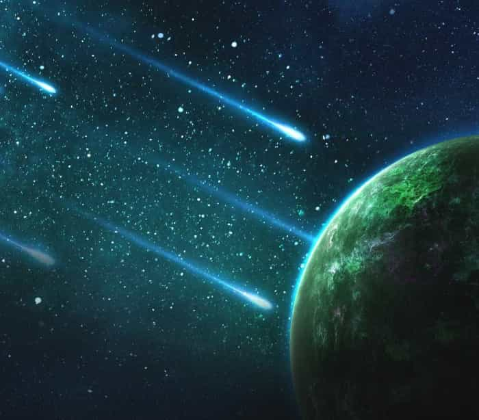 Asteroide em alta velocidade está  se aproximando da Terra