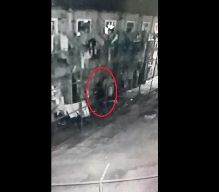 Câmera mostra vulto em presídio e internautas falam em 'espírito'; veja