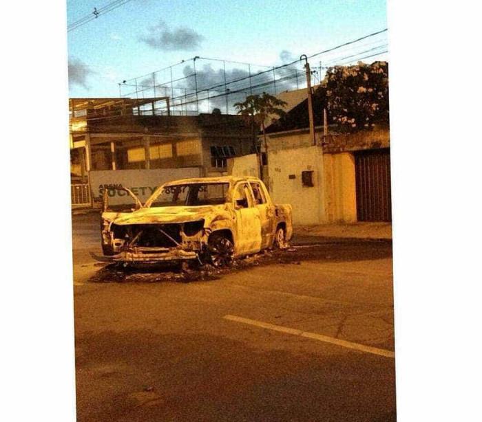 Moradores da Zona Oeste do Recife vivem madrugada de terror