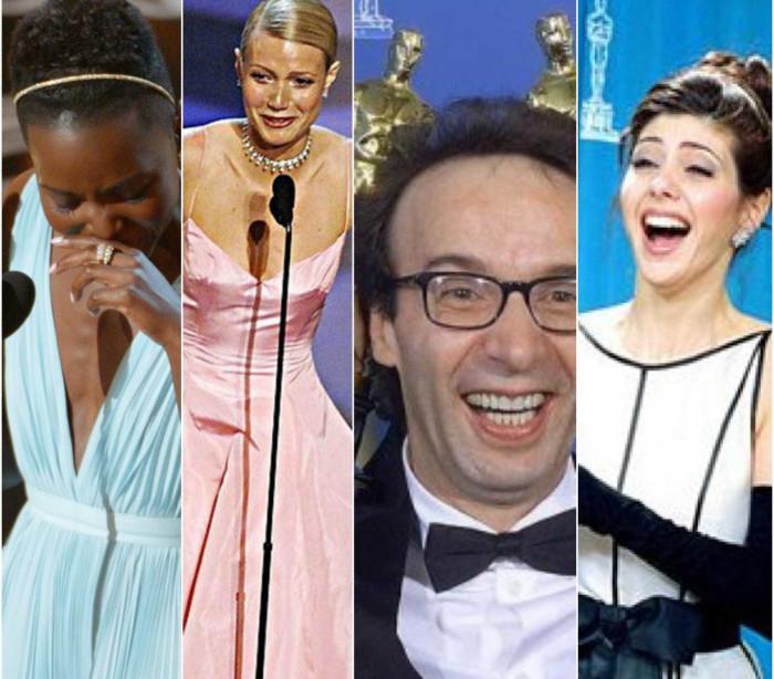 Eles ganharam o Oscar e ninguém esperava! Nem mesmo eles