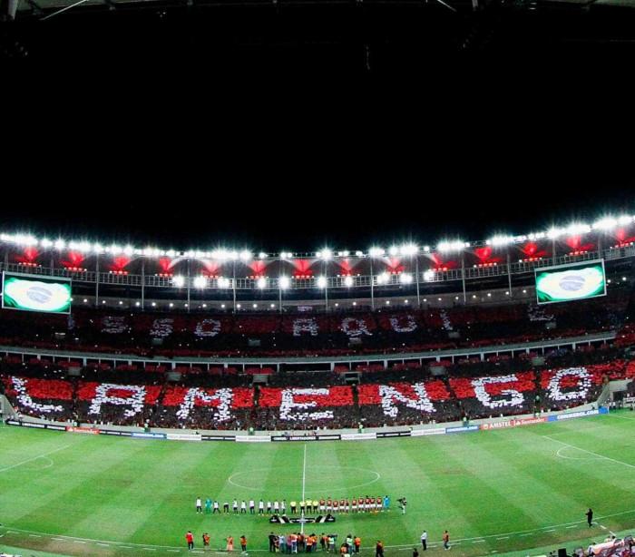 Fla confirma jogo com Atlético-PR na Libertadores no Maracanã