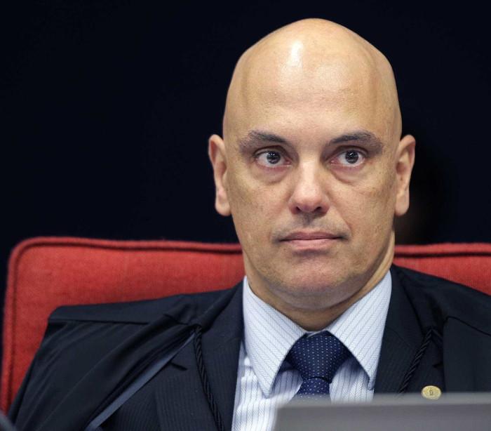 Ministro Alexandre de Moraes participa de 1ª sessão de turma no STF